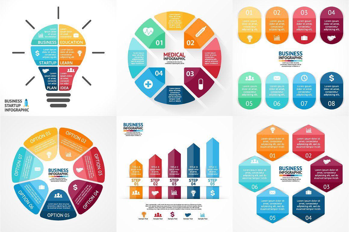 Psd Eps Ai Infographics Life Updates Free Save
