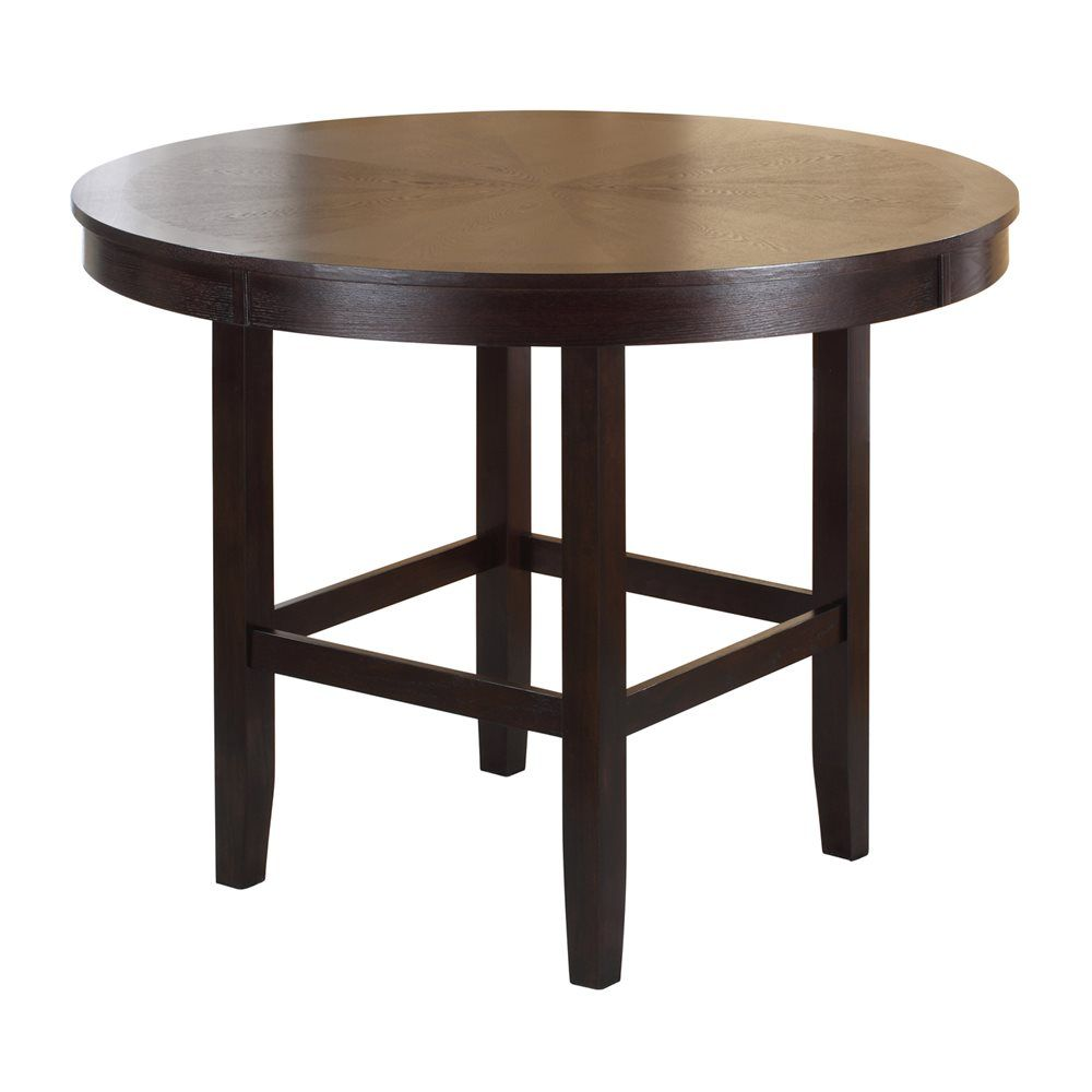 COUNTER HEIGHT ROUND TABLE