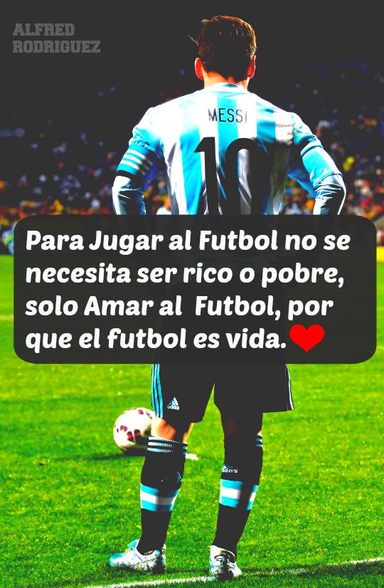 Amor. Amo el fútbol... Futebol d3721ad6c8595