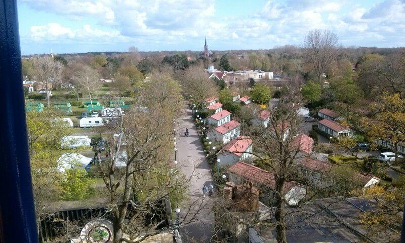 Reuzenrad, Duinrell, Wassenaar. Mijn eigen foto. 17-04-2016.