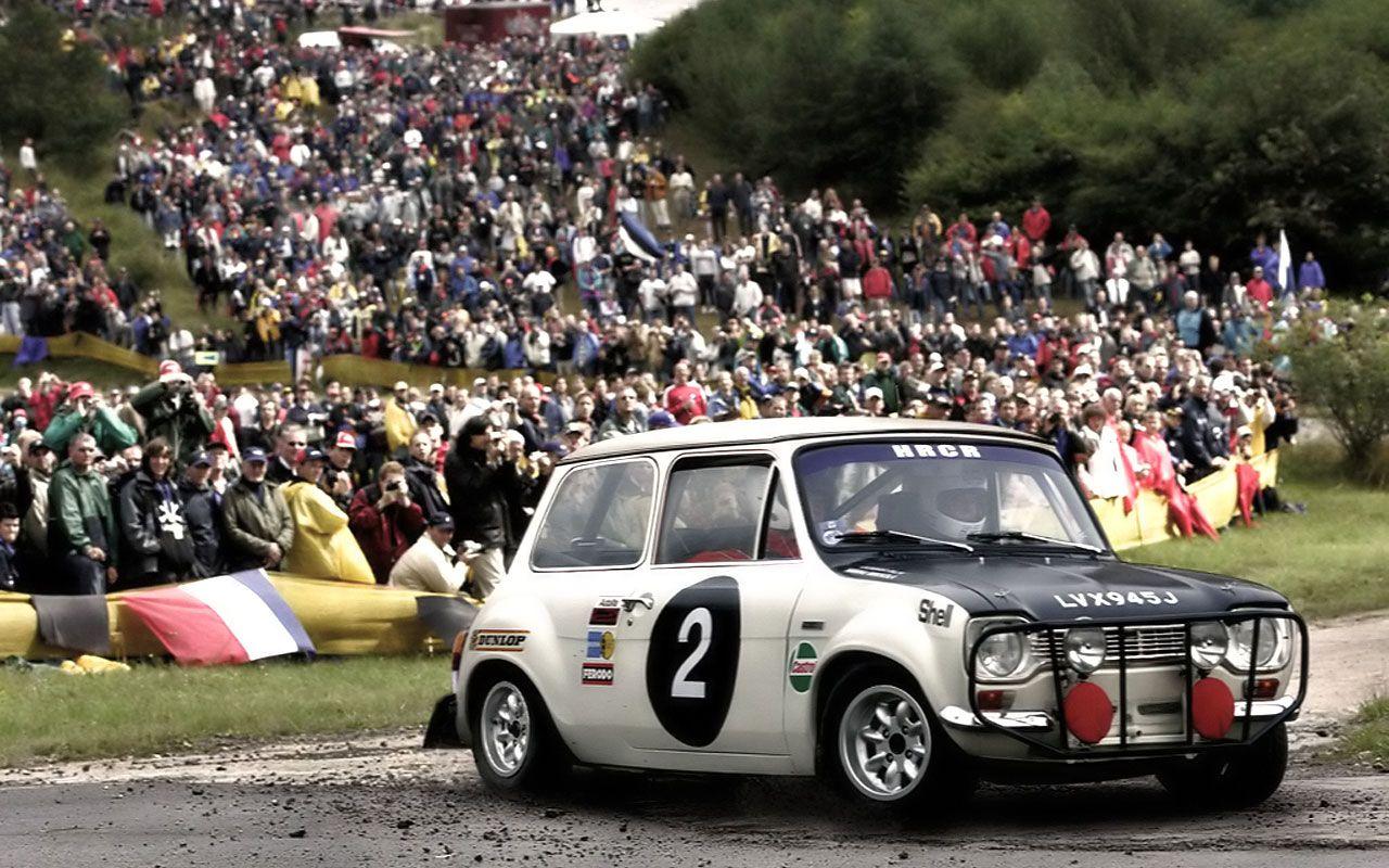 mini-cooper-rally-car | Petrol head! | Pinterest | Rally car ...