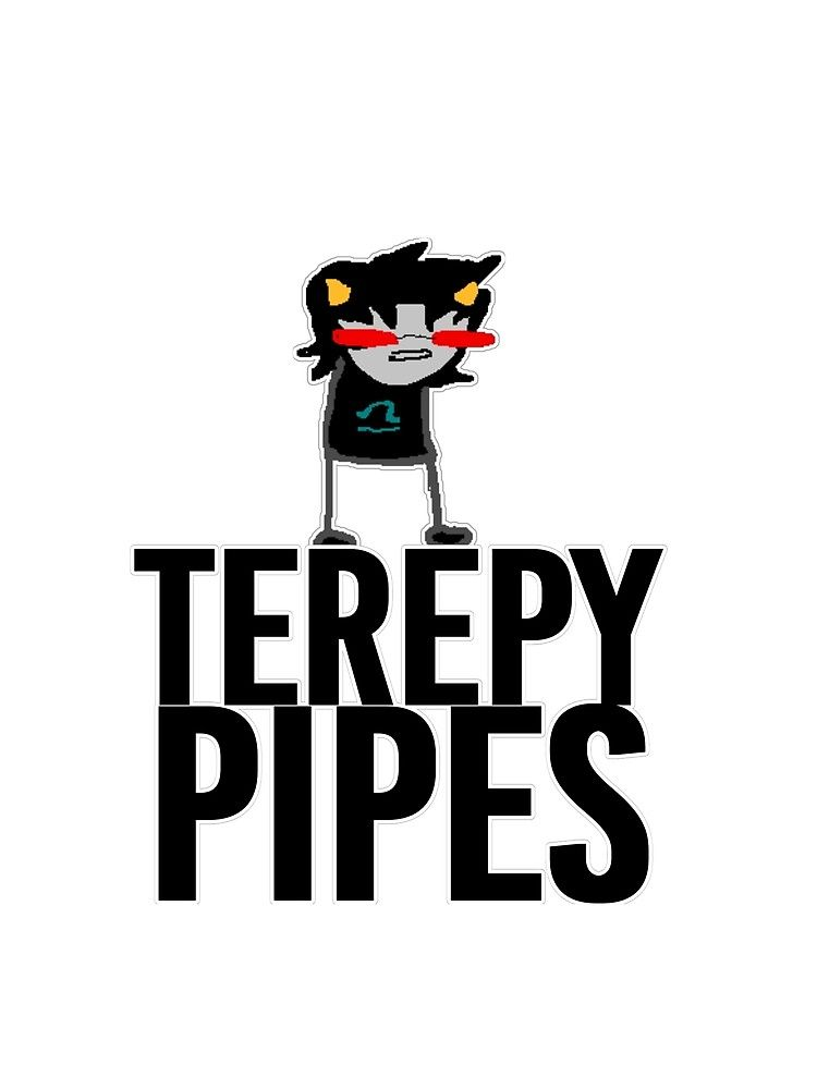 Homestuck - Terezi Pyrope (Terepy Pipes) by citrea | Amys Christmas ...