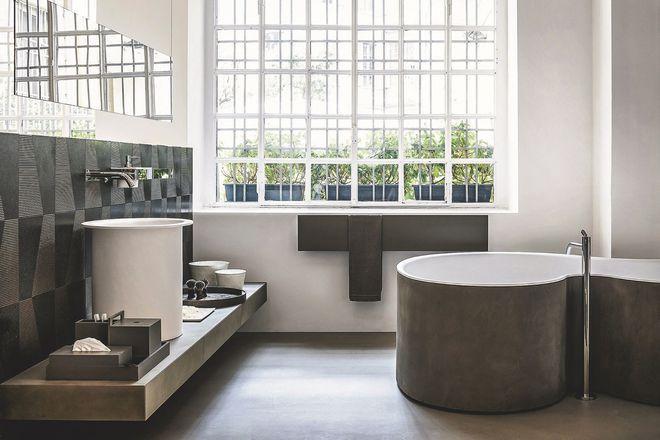 Une baignoire modulable dans ma salle de bains originale Salle de