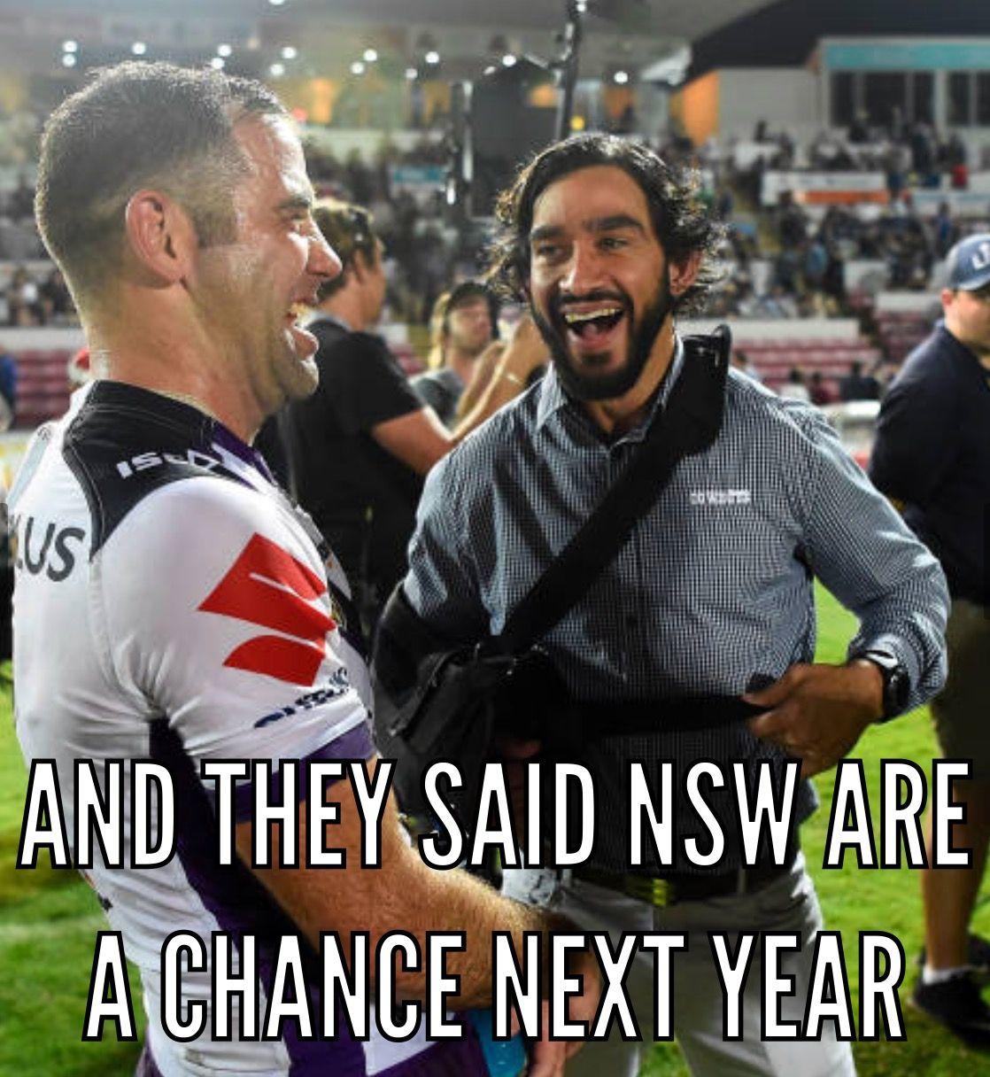 State Of Origin Meme Rugby League State Of Origin Memes Nrl