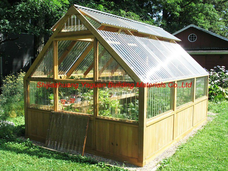 Cheap Transparnet Polycarbonate Roof Panel Polycarbonate Sound Barrier Crystal Frosted Polycarbonate Backyard Greenhouse Diy Greenhouse Plans Greenhouse Plans