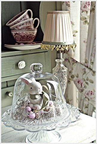 Easter Cloche