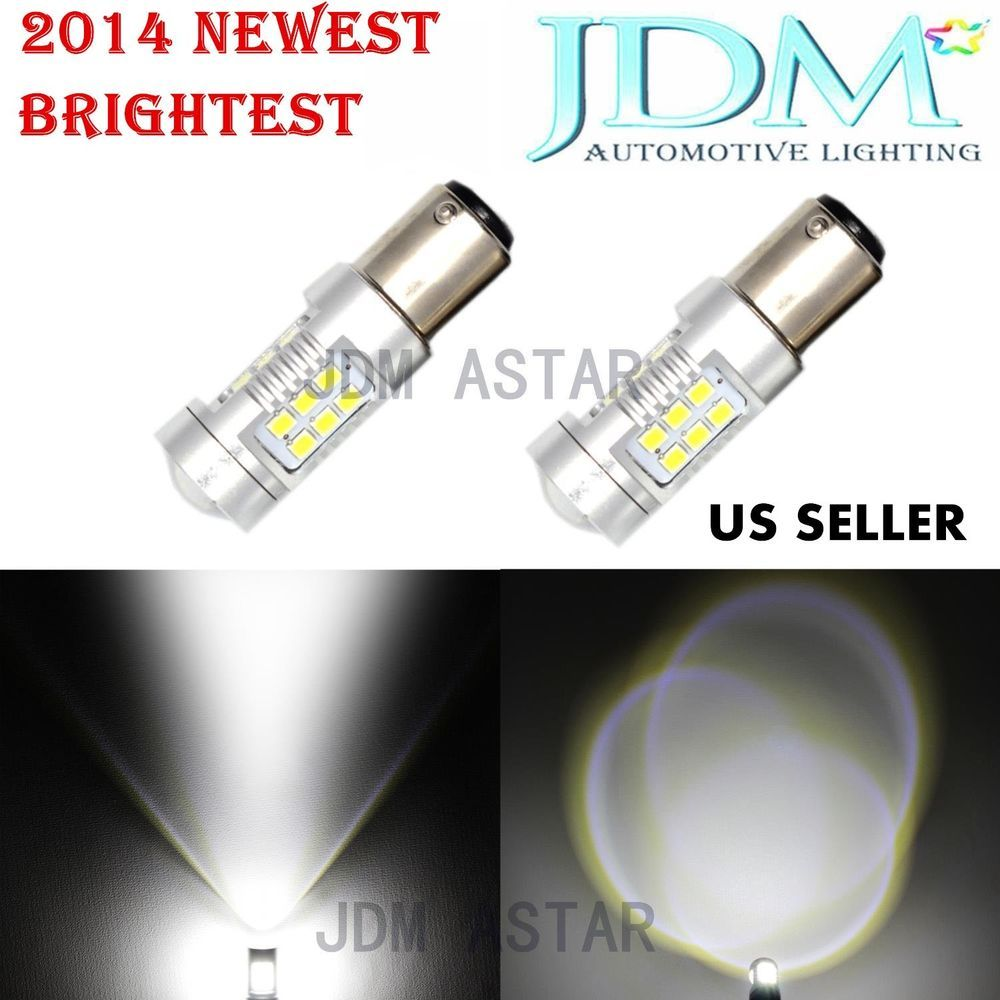 Jdm Astar 1157 Ba15d Super White Samsung 5730smd Led Turn Signal Tail Light Bulb Jdmastar Automotive Led Lights Led Replacement Bulbs Led