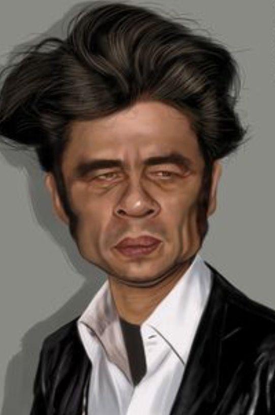 Benicio del toro 💋
