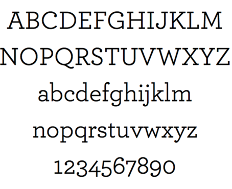 a very clean yet welcoming serif  ArcherFont   Fonts