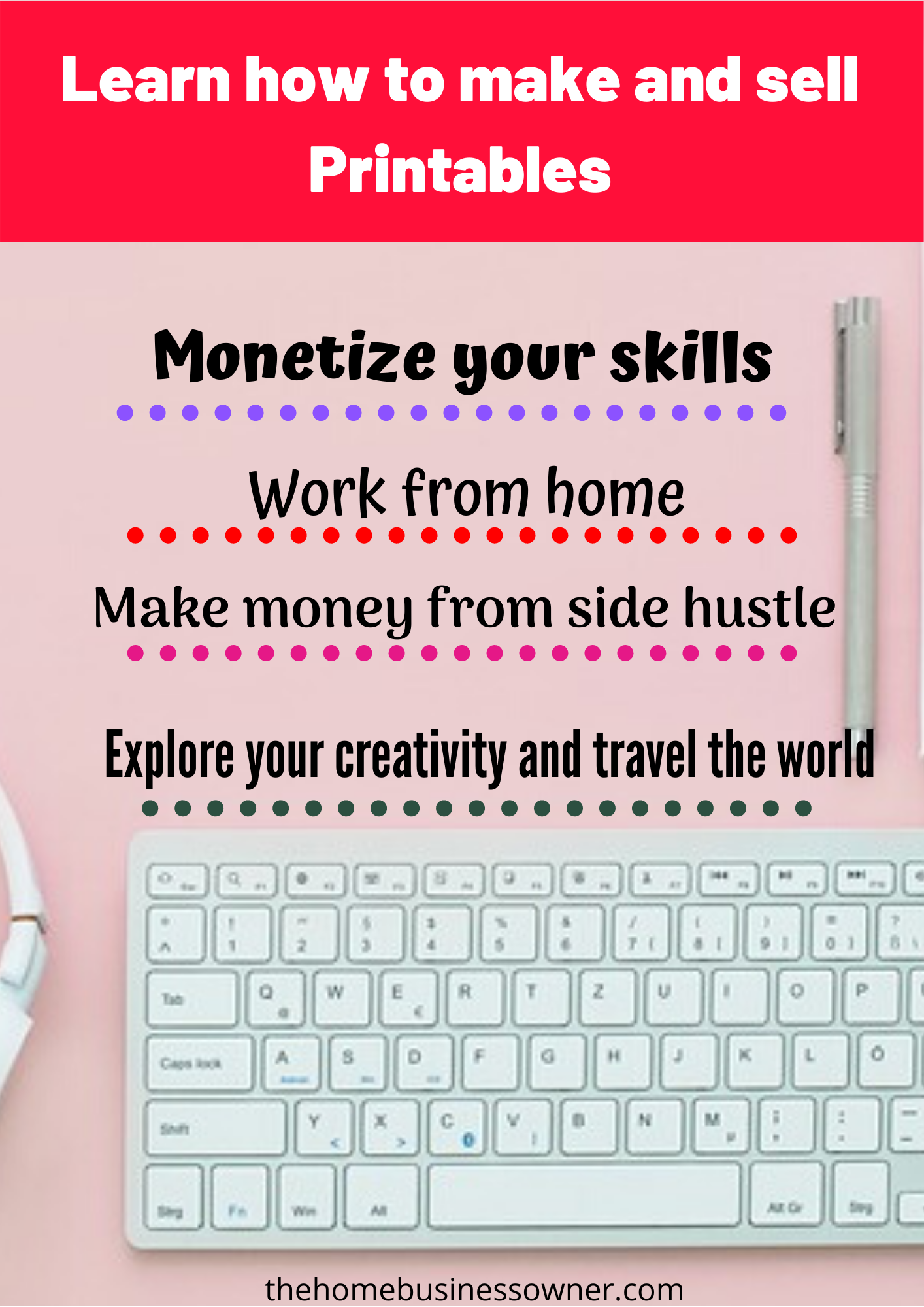 The Newbie Printables Business Course Make Money Selling