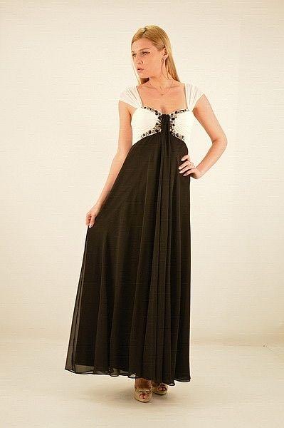 0a4a0e02d388 Φόρεμα μακρύ με ράντες, άλφα γραμμή Φορέματα Για Χορό, Επίσημα Φορέματα,  Μόδα