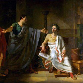 Młodziutki Juliusz Cezar Był Ponoć Wyjątkowo Urodziwym