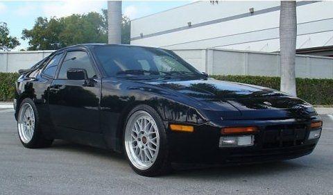 1987 porsche 944 horsepower
