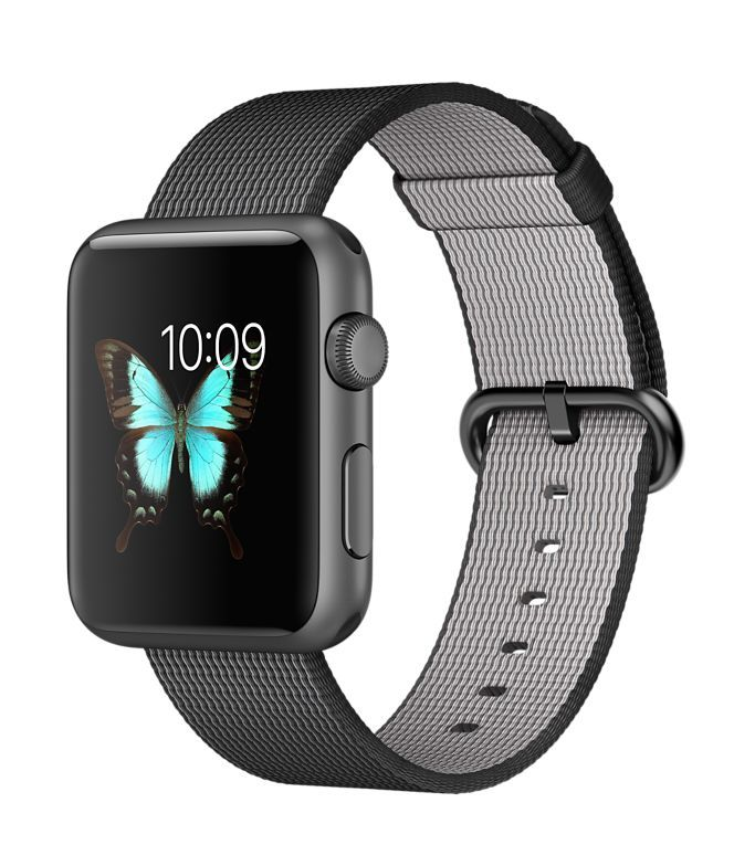 Customize your Apple Watch Sport Choose from a range of