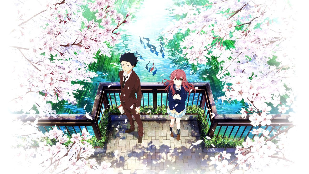 'A Silent Voice' ('Koe no katachi') Film Review