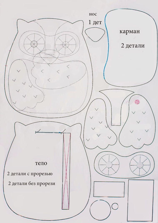 Игрушки своими руками Идеи и фотоинструкции