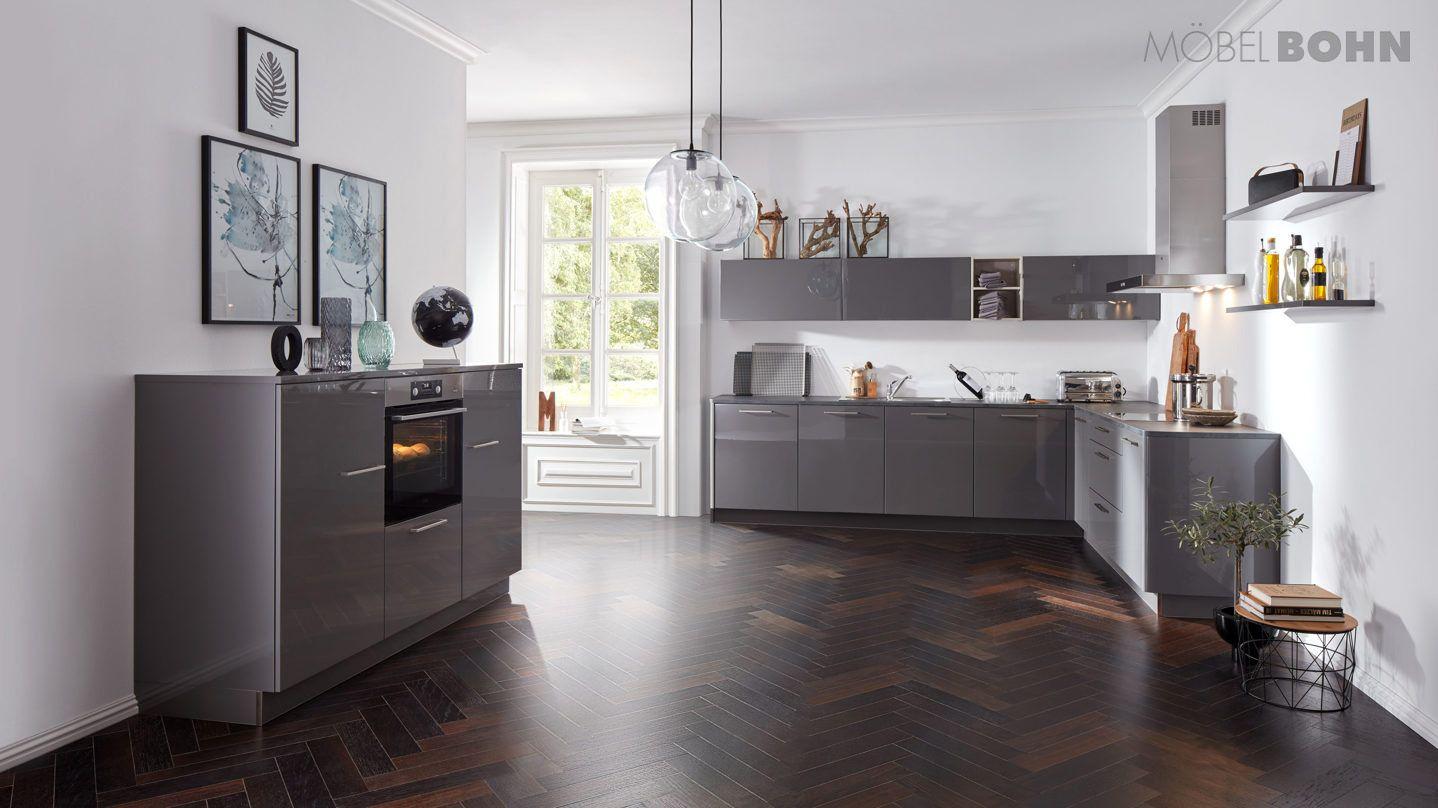 Interliving Küche mit AEG Einbaugeräten in 2020 ...