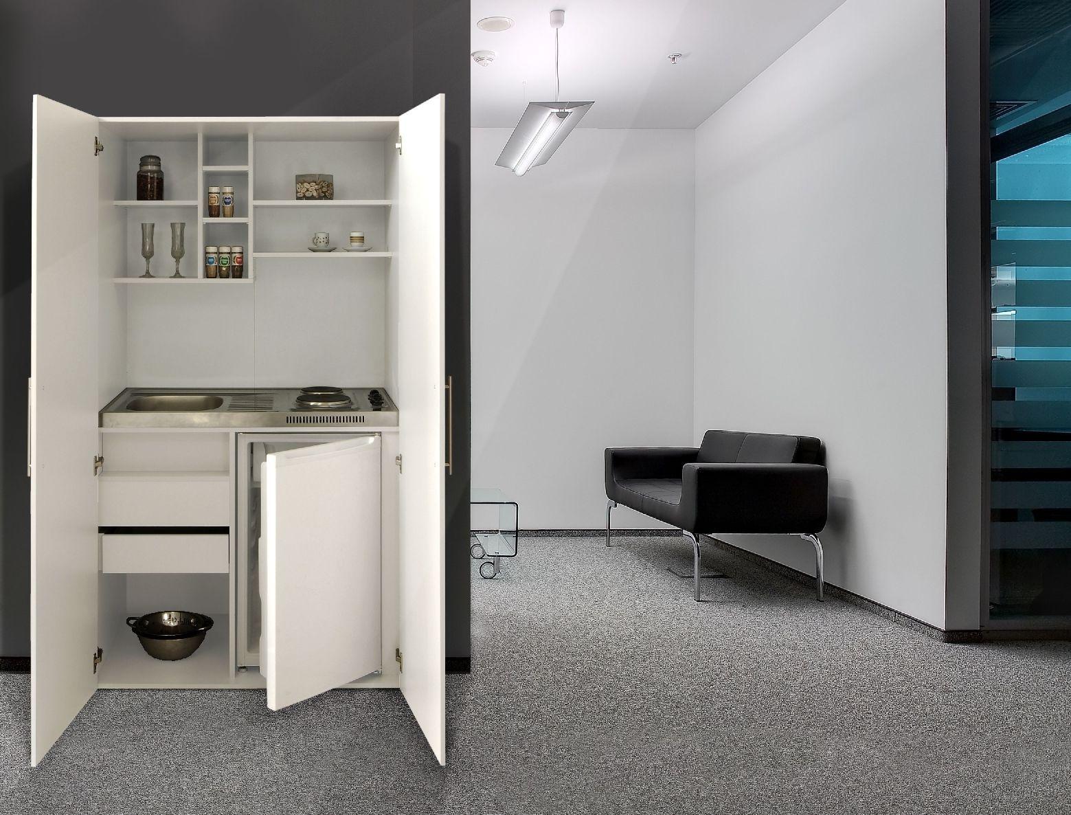 Respekta Single Büroküche Pantry Küche Miniküche