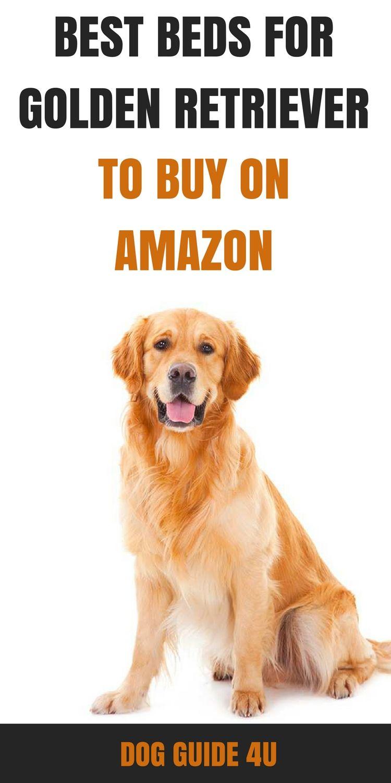 Best Dog Beds For Golden Retrievers Cool Dog Beds Big Dog Beds