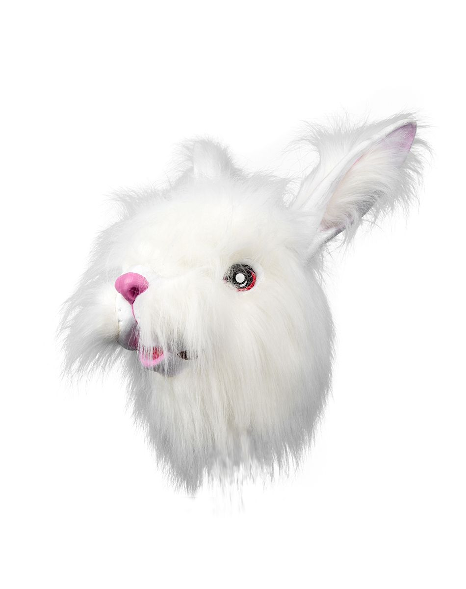 Mb Furry Rabbit Mask – Spirit Halloween | halloween costumes ...