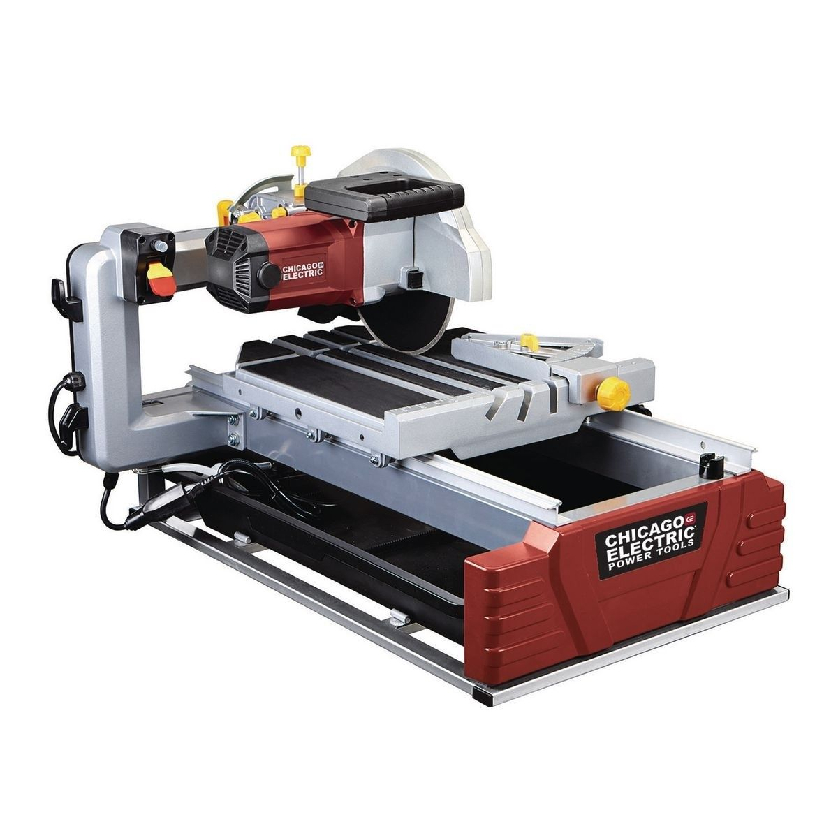 10 In 2 5 Hp Tile Brick Saw Brick Saw Tile Saw Table Saw