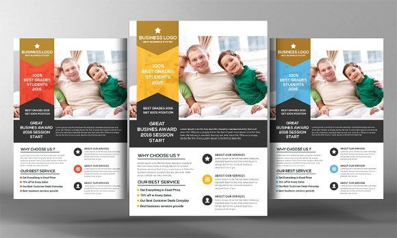 Pin By Andy K Gill On Marketing Pinterest Flyer Template - Insurance brochure template