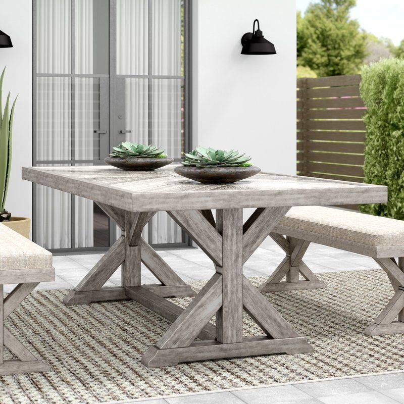 farmersville aluminum dining table co dream home deck dining rh pinterest com