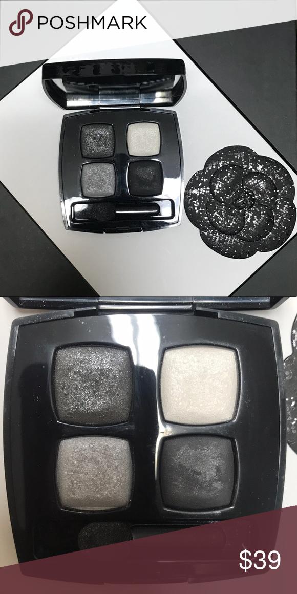 Chanel les 4 ombres quadra eye shadow | My Posh Picks | Pinterest