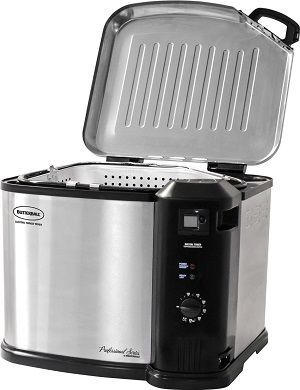 Butterball Indoor Electric Turkey Fryer Review Turkey fryer and