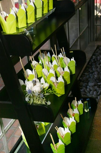appetizers in chinese take out boxes with chopsticks simple fun rh pinterest com