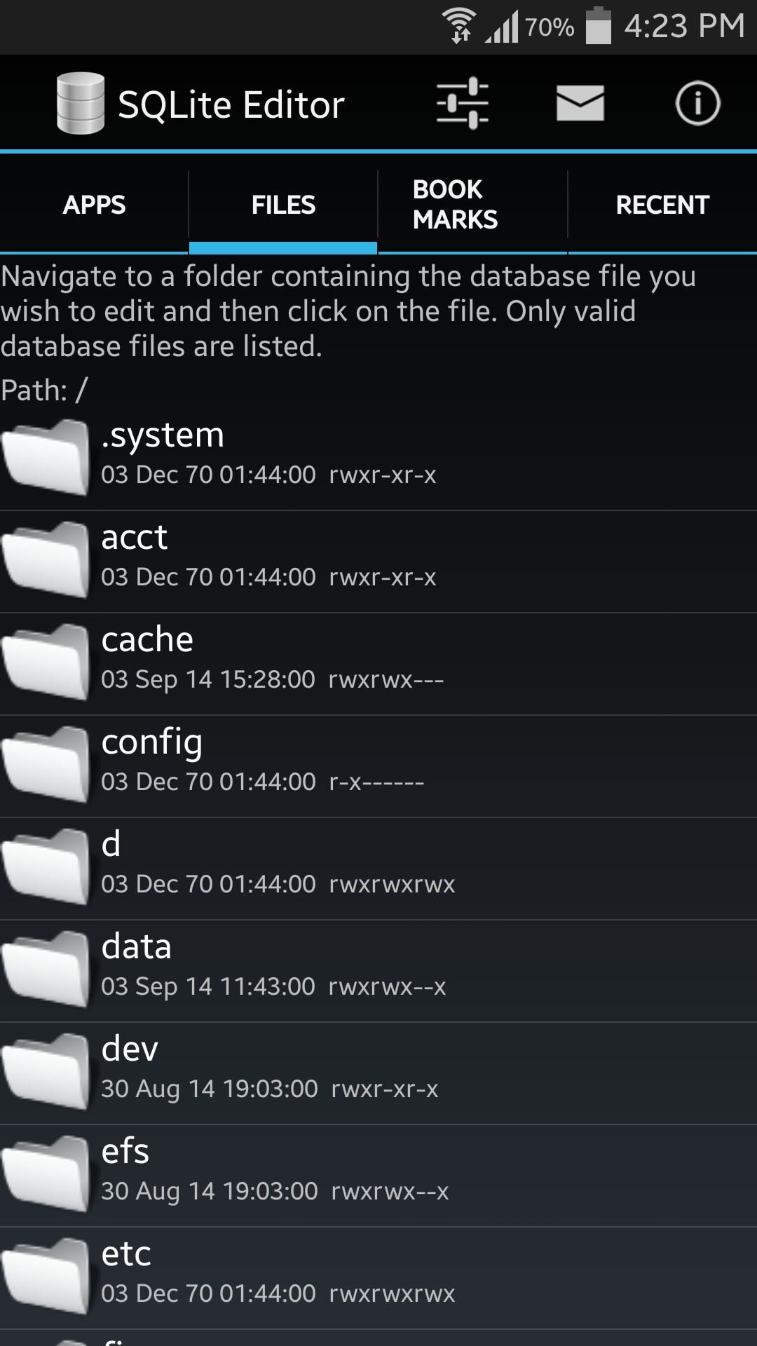 Pin on SQLite Editor
