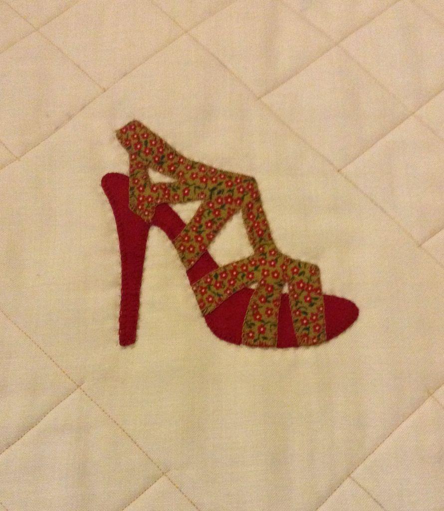 Detalle sandalia