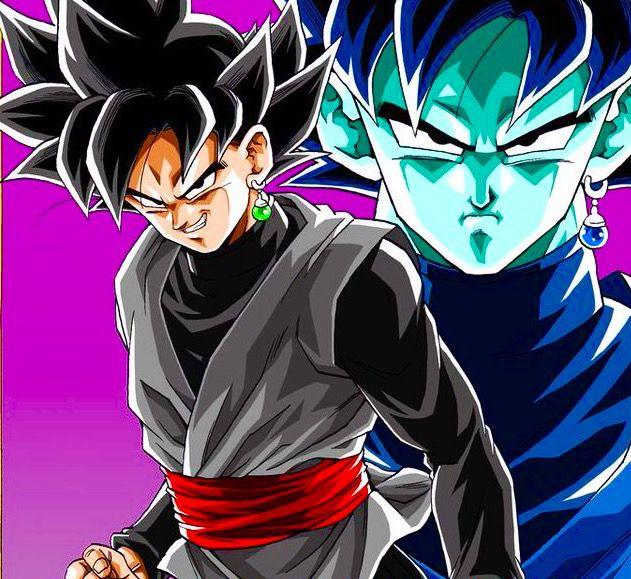 Black Goku. Drawn By Young Jijii. Found By: