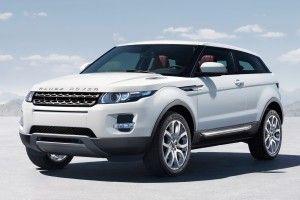 Land Rover Has Taken The Wraps Off Its New Small Suv Two Door Range Evoque As It Makes A Bid To Eal Fashion Conscious Urbanites