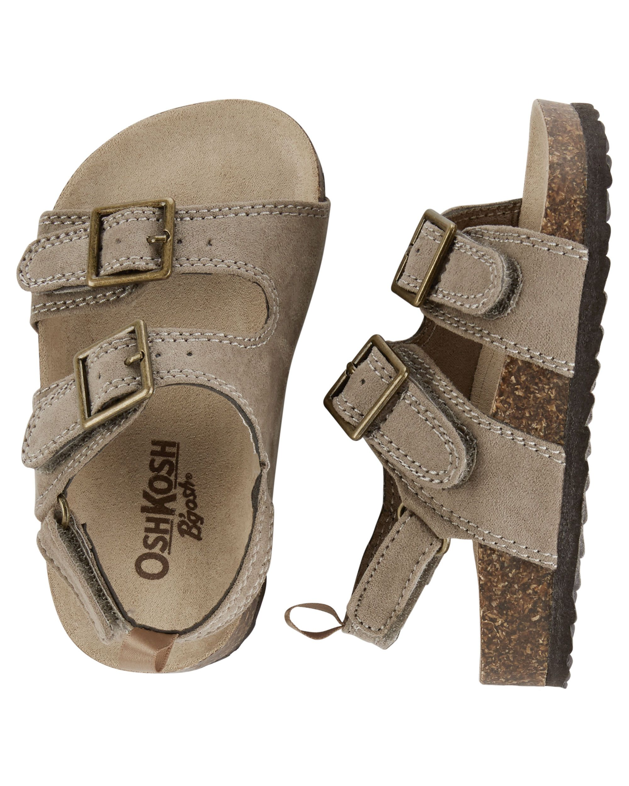 Buckle Sandals Baby Girl Shoes Toddler Boy Outfits