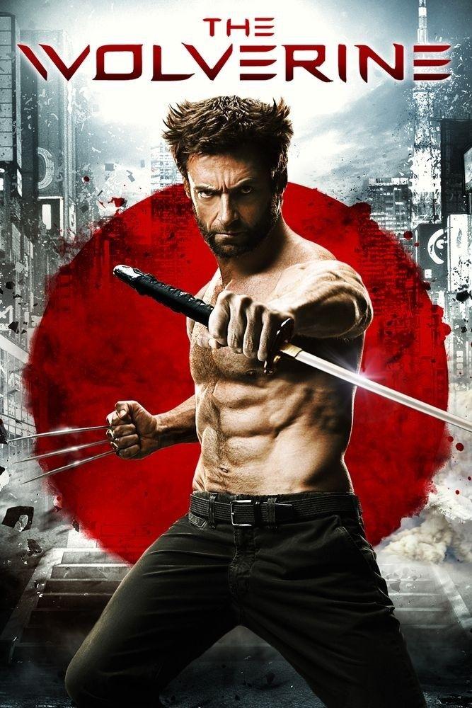 The Wolverine 2013 Wolverine Poster Wolverine Movie Hugh Jackman