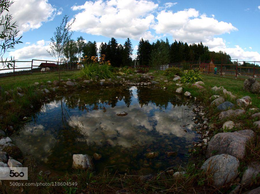 Clouds by AlexanderPolomodov #nature