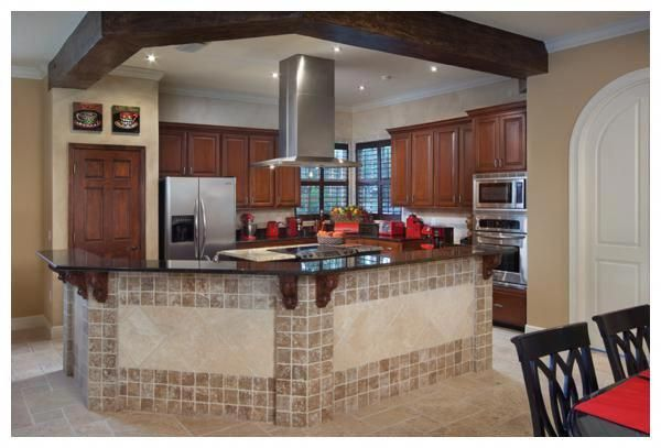 the after picture of a kitchen remodeled by orlando custom home rh pinterest com