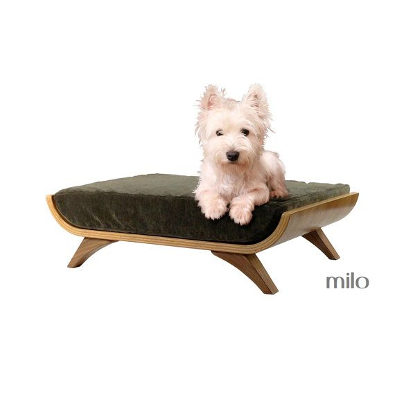 The Milo Pet Bed Is Named After Milo Baughman Who Is Considered