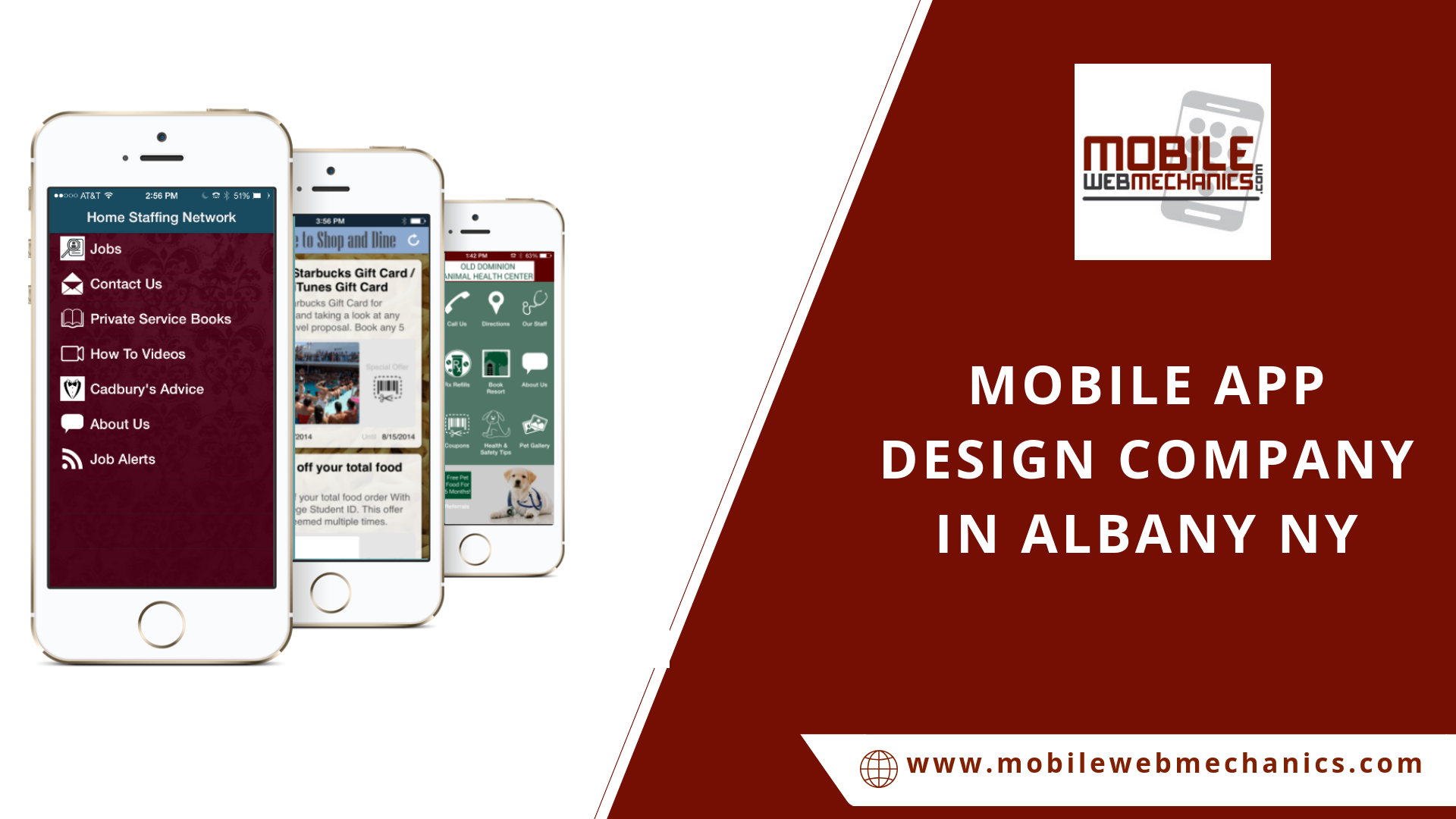 Mobile web mechanics are specialized in creating paid and