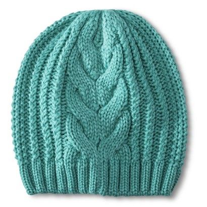 Cable Knit Beanie Hat | Comfy Cozy | Pinterest | Gorro tejido ...