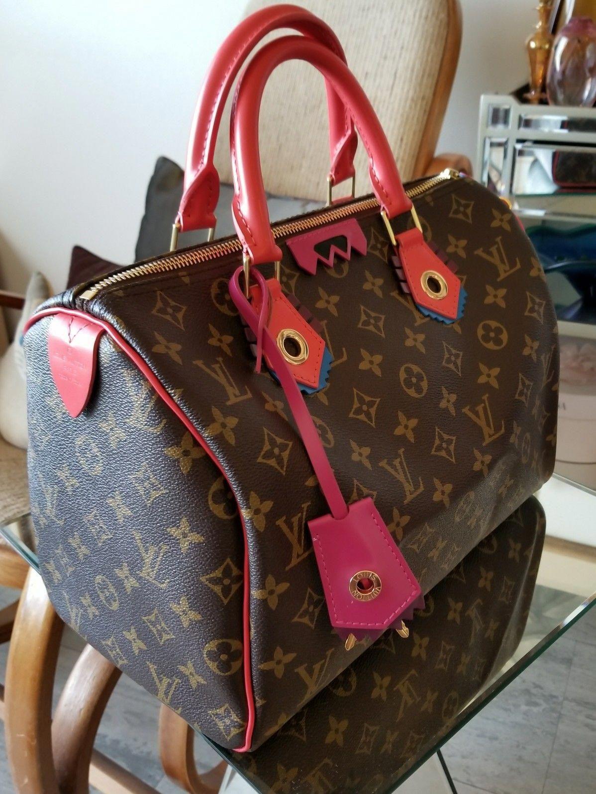 d5c2f1f7352d Louis Vuitton Totem Speedy 30  Louisvuittonhandbags