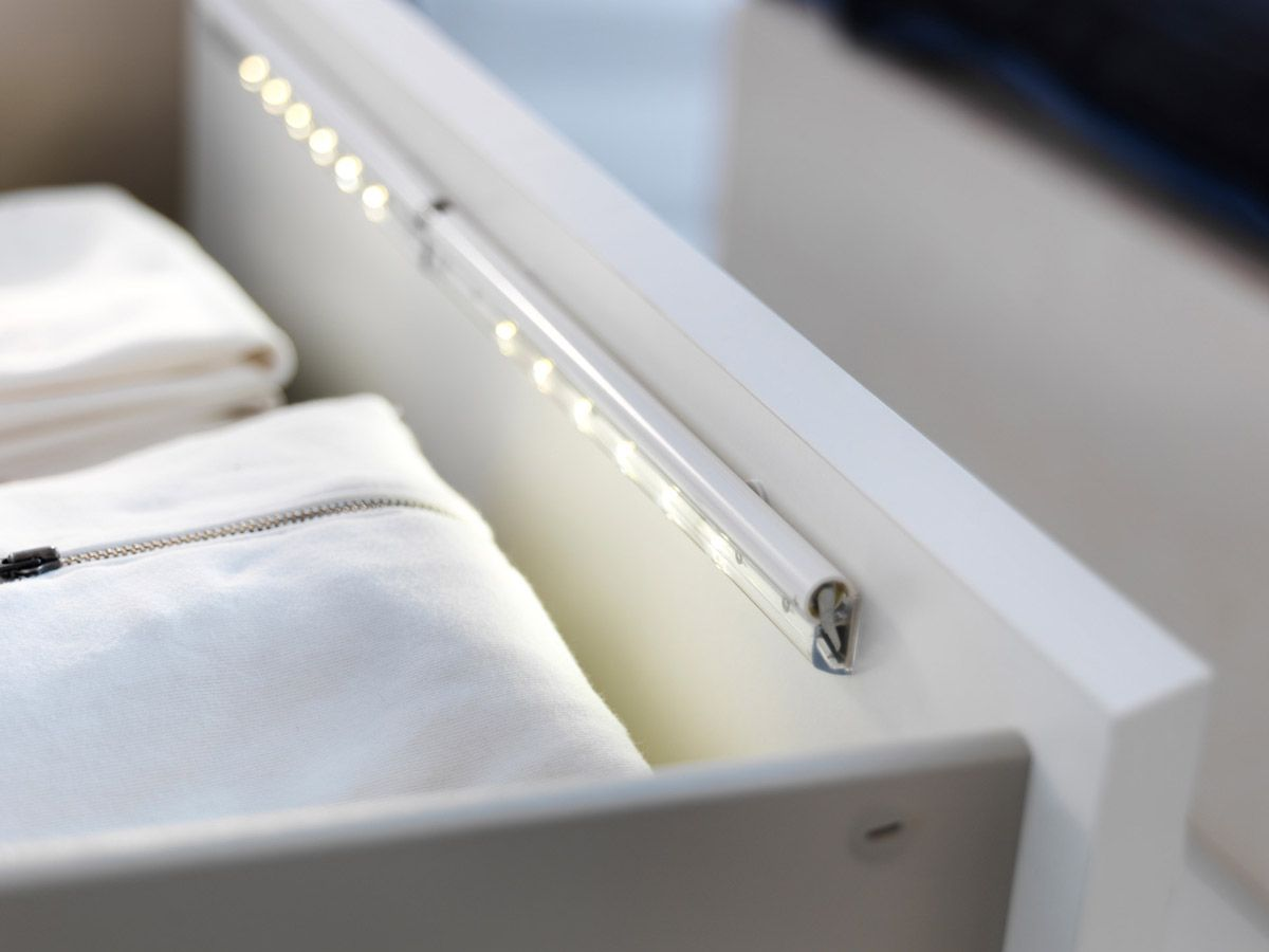 From Ikea Dioder Lighting You Can Put Anywhere You Like