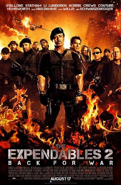the expendables 1 مترجم تحميل