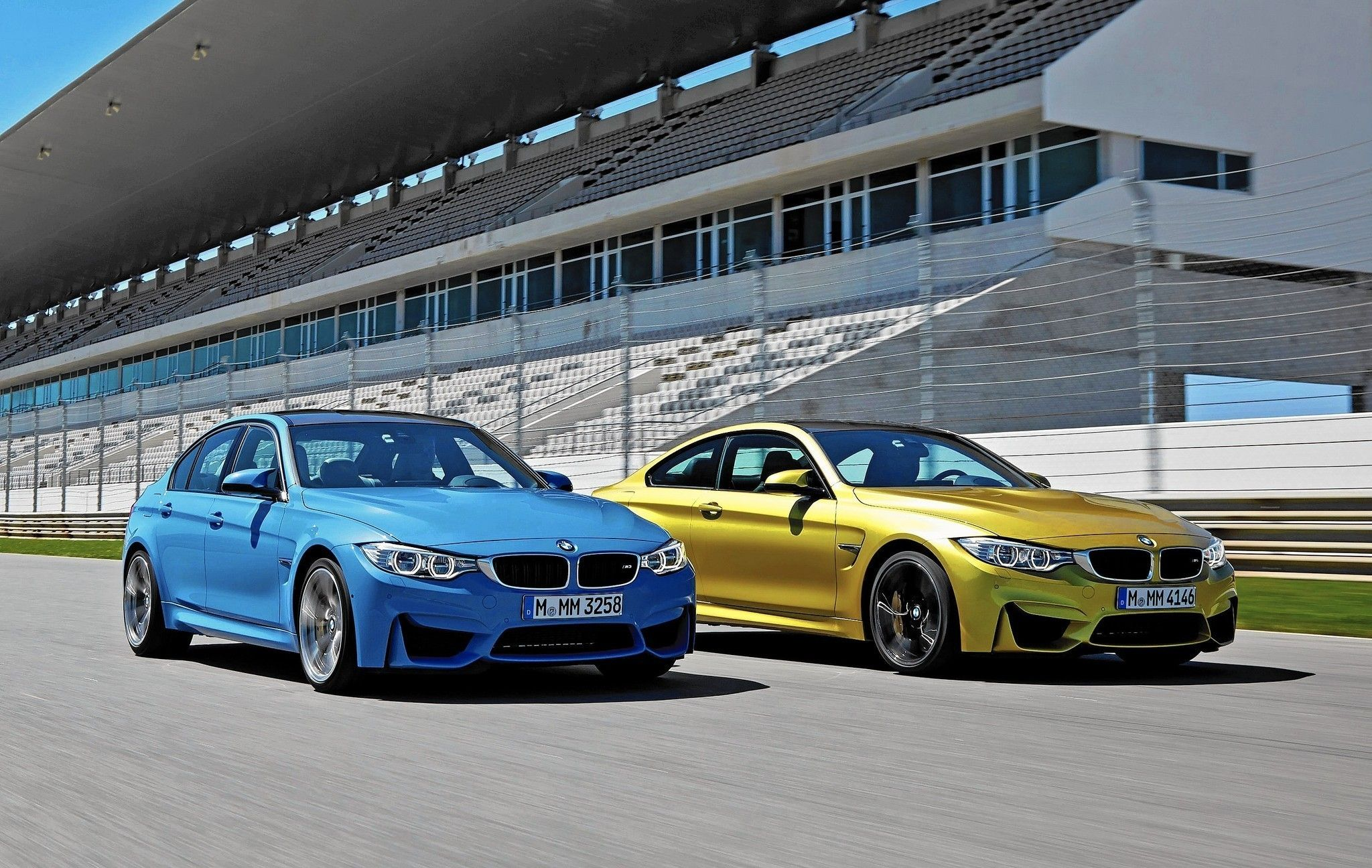 review bmw m3 sedan is more functional and fun than its two door m4 rh pinterest co uk