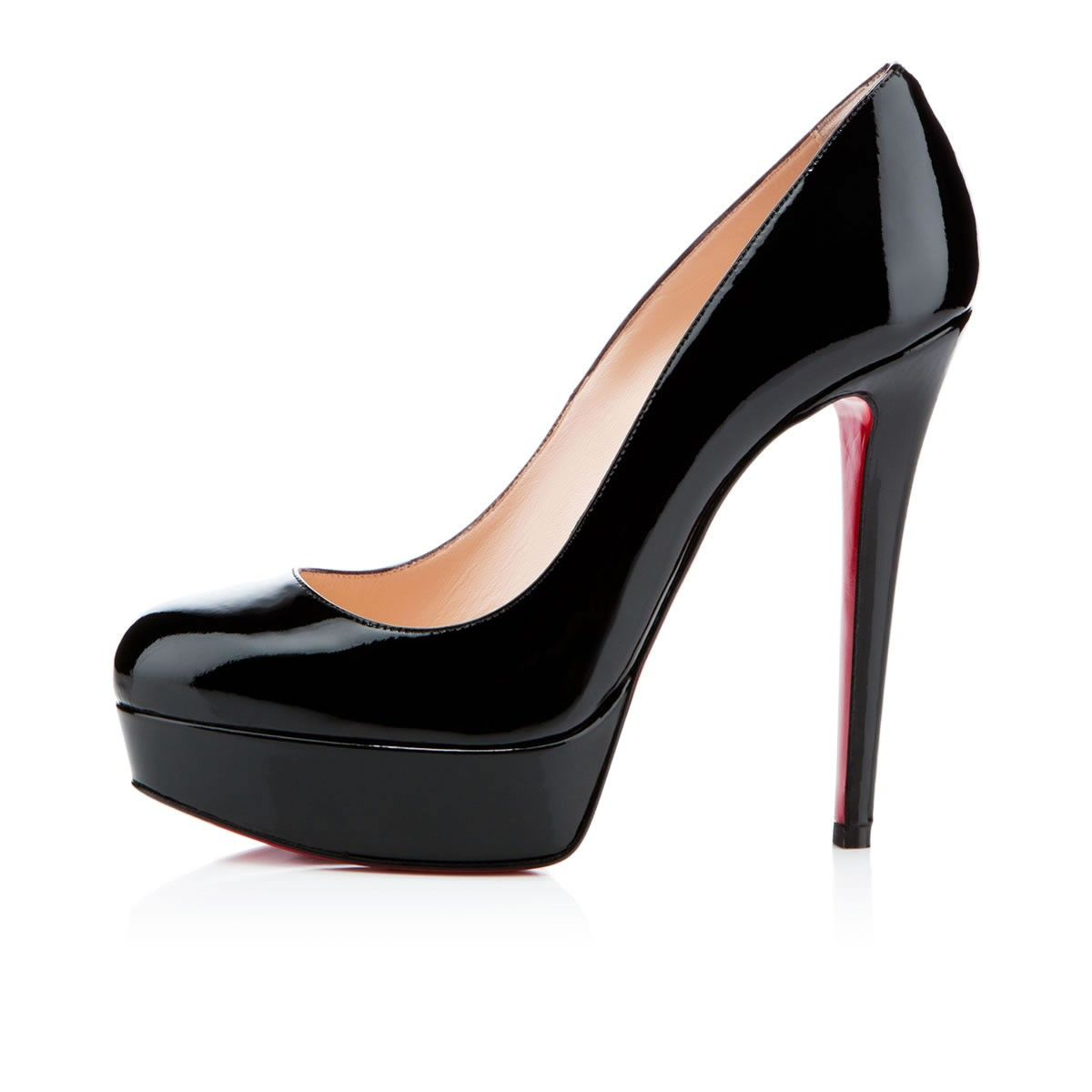 43bdc3fc3206 Christian Louboutin Heels Gotta have the black ones. I want those Louboutin  !! BIANCA VERNI 140 mm