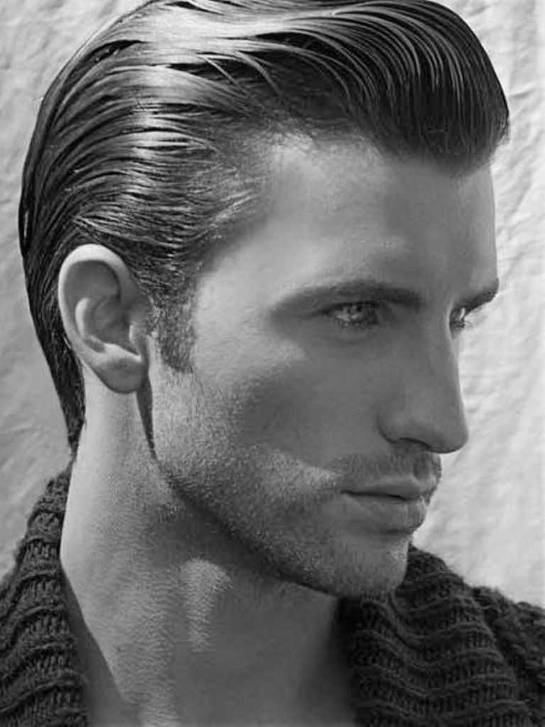 Argan Oil And Mens Hair Styling Classic Haircut Trendy Mens Hairstyles Brylcreem Hairstyles