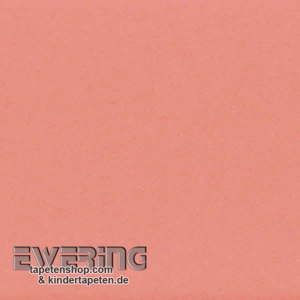 23-222127 Amira Rasch Textil Unitapete Vliestapete hell-rot - wohnzimmer rot orange
