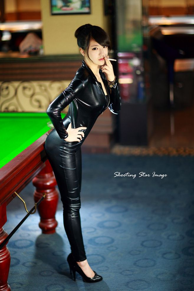 Latex Letter%0A Latex Fashion  Smoking  Move Along  If You  Leather  With  Sexy  Leggings   Asian
