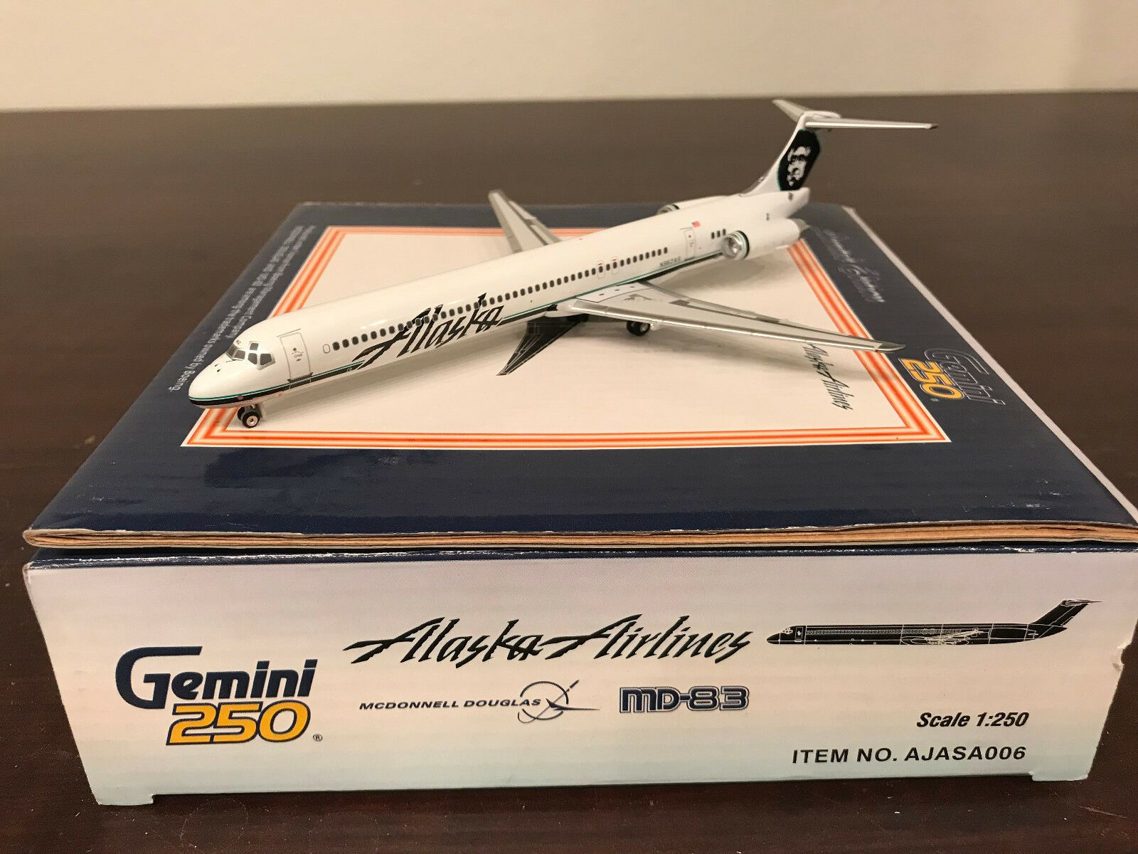 Contemporary Manufacture 19029 Gemini Jets 1 250 Scale Alaska Airlines Md 83 N962as Ajasa006 Rare Buy It Now Only 49 95 On Ebay Contemporary Manufactur